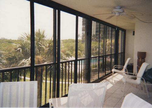 Home Custom Lanai Window Enclosures
